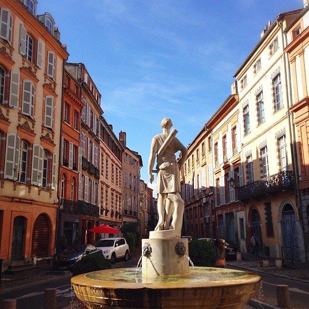 Маршрут по Тулузе: улицы и особняки Тулузы